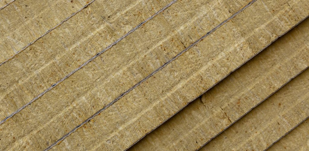 Holzfaser Dämmung